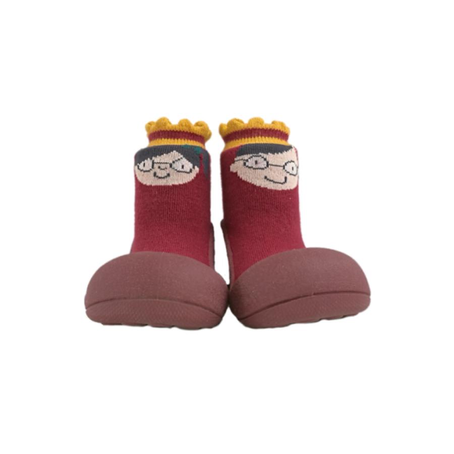 Sapatos | King & Queen Vermelho