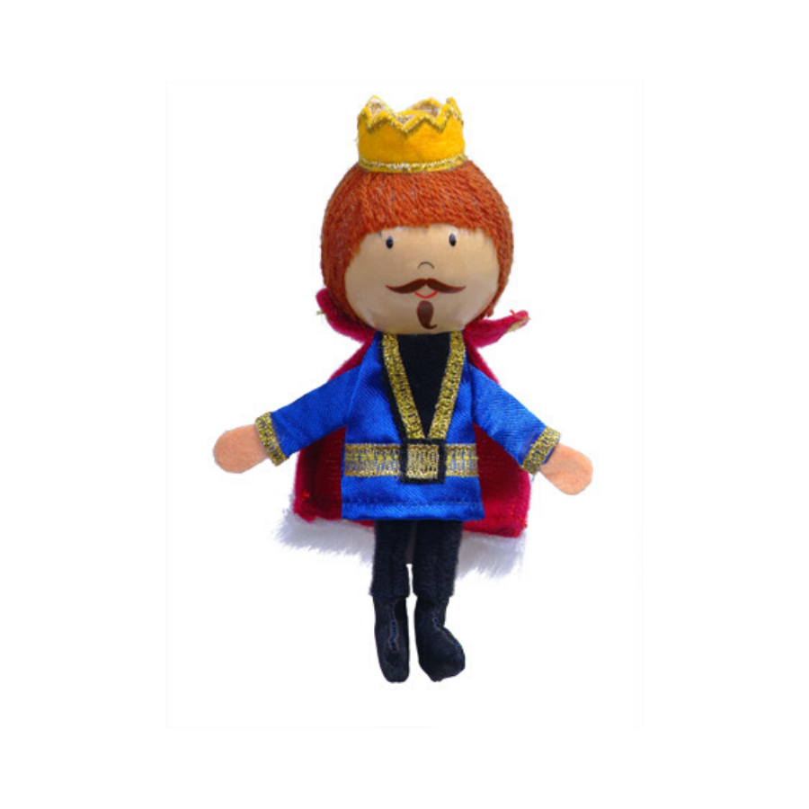 Fantoche De Dedo | Rei