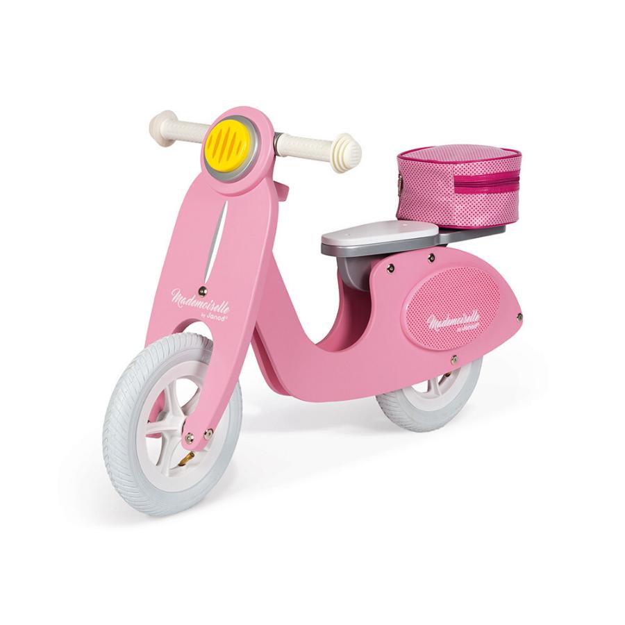 Scooter De Madeira | Rosa