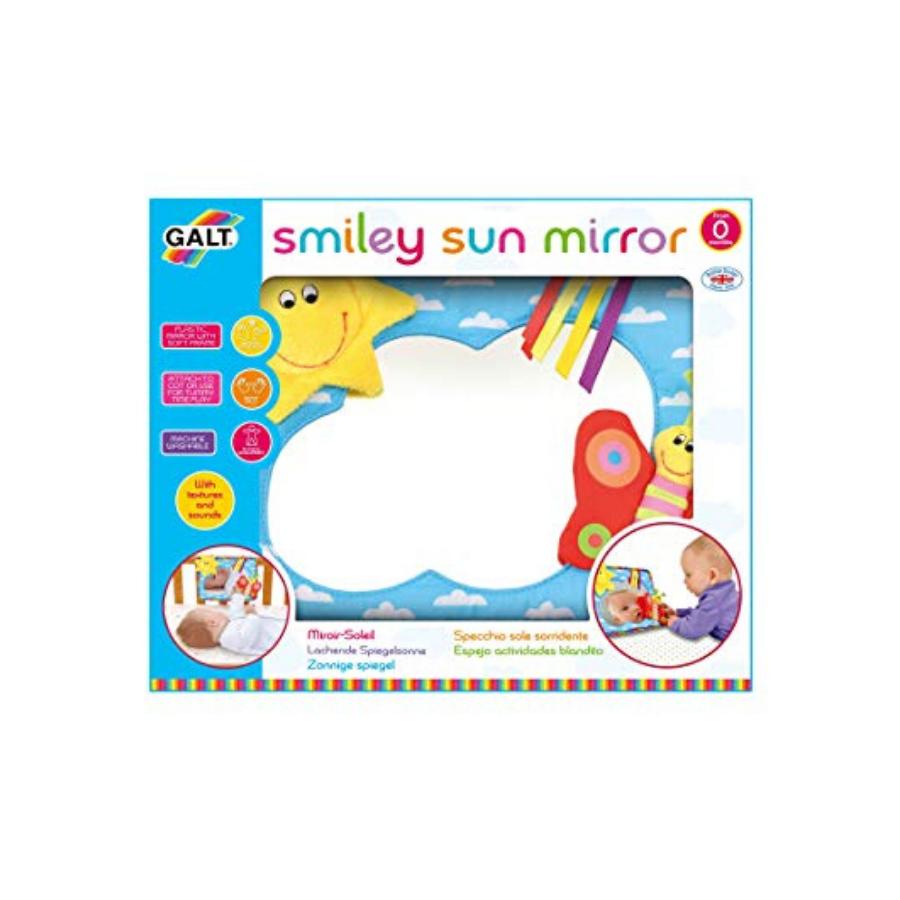 Smiley Mirror