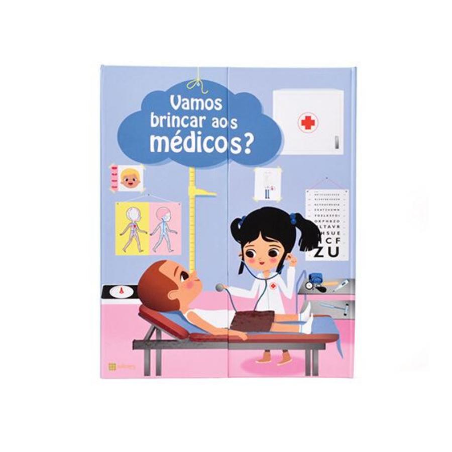 Vamos Brincar Aos Médicos