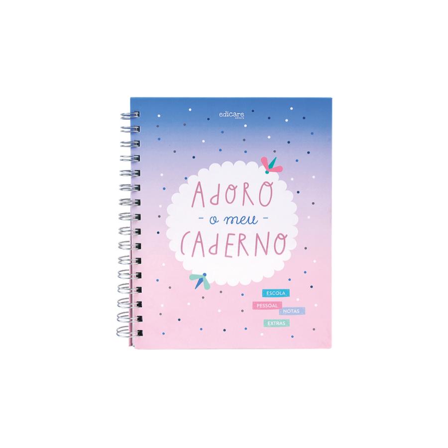 Adoro O Meu Caderno