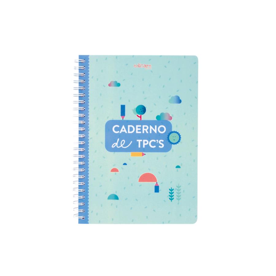 Caderno De TPC | Verde