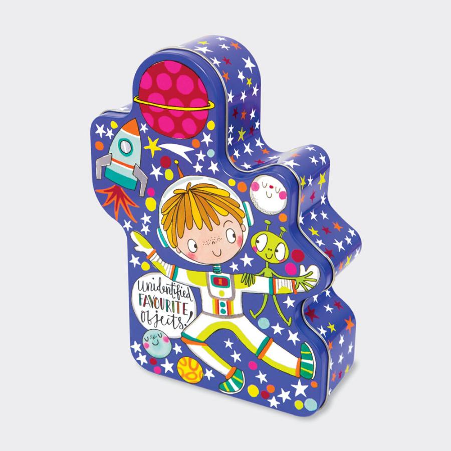 Caixa | Astronauta