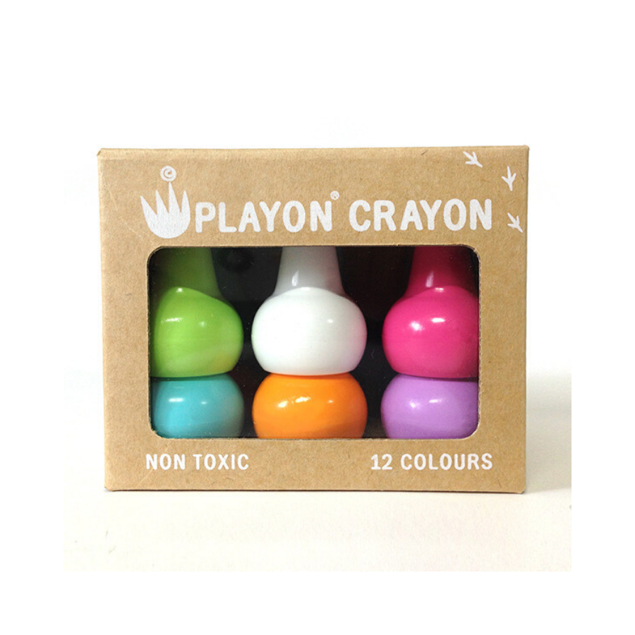 Lápis Playon Crayon | Cores Pastel
