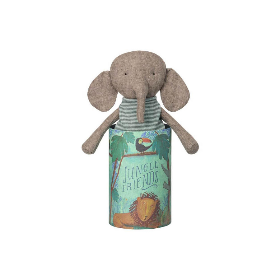 Jungle Friends Tubo | Elefante