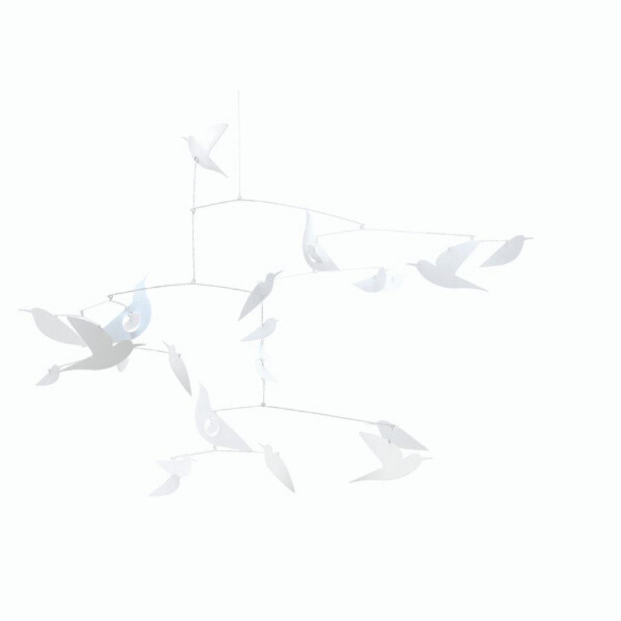 Mobile | White Birds