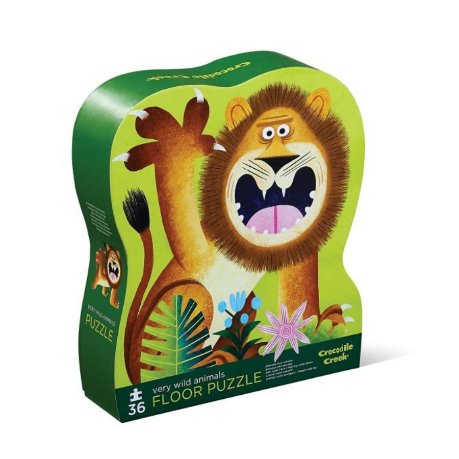 Puzzle 36 Peças | Wild Animals