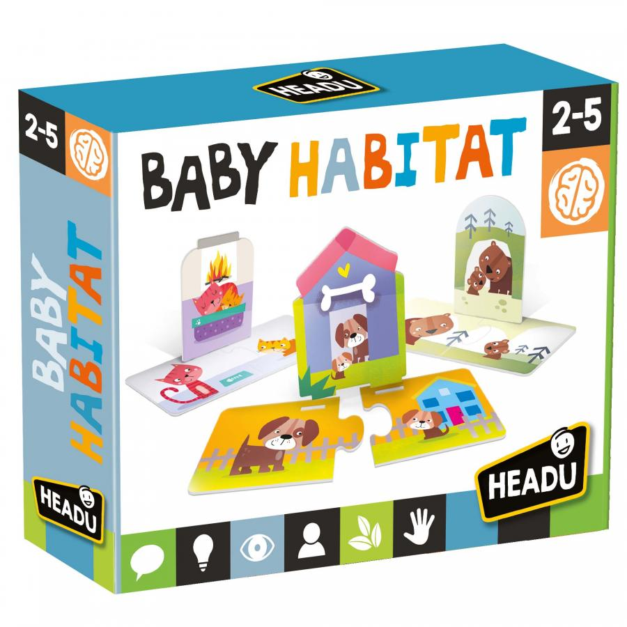 Puzzle | Baby Habitat