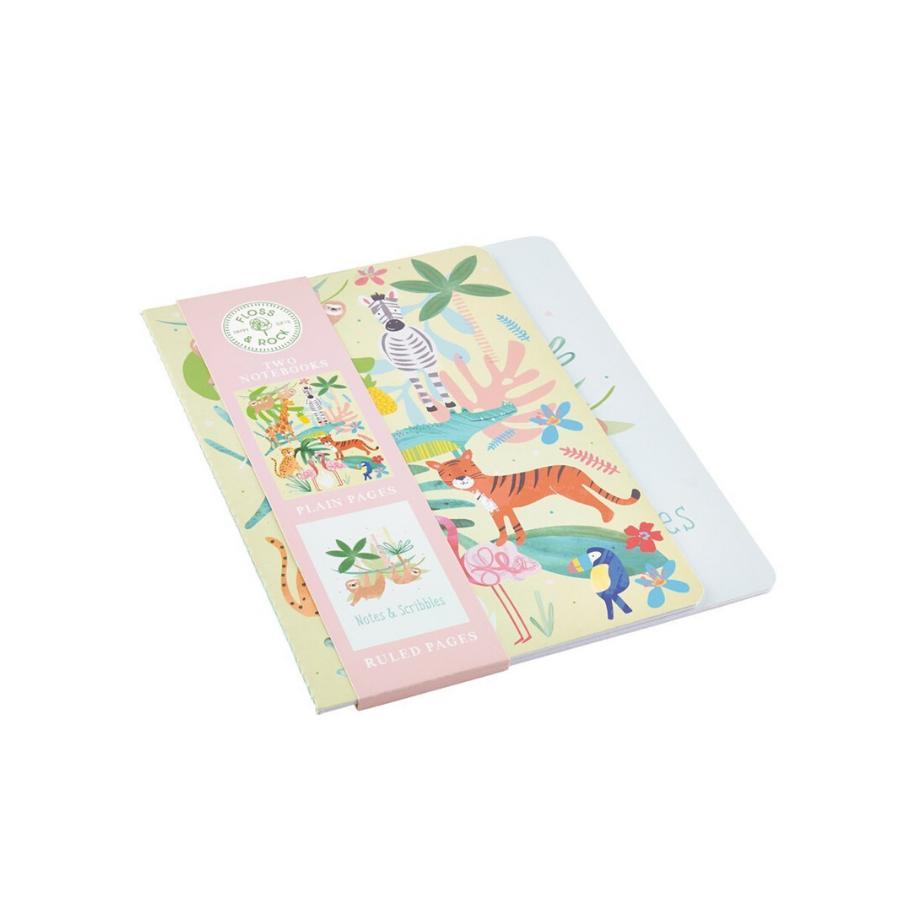 2 Cadernos | Selva
