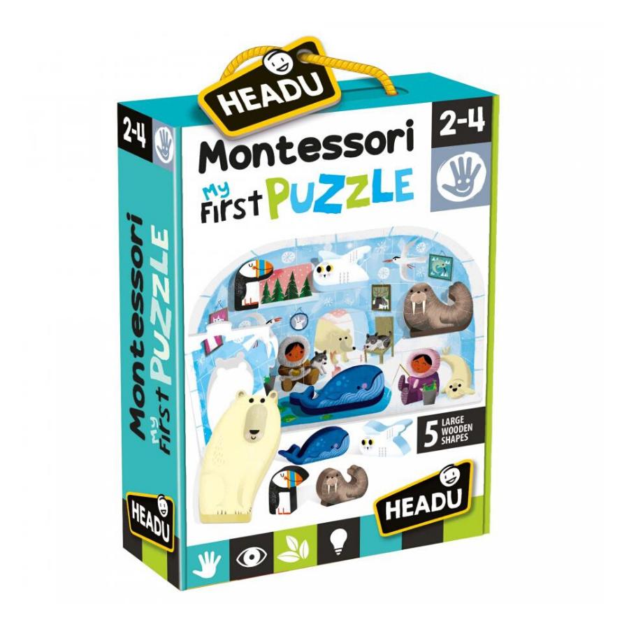 First Puzzle   Pole   Montessori