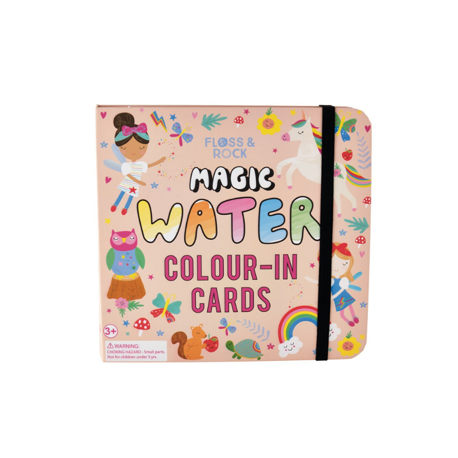 Magic Water Cards | Arco Íris