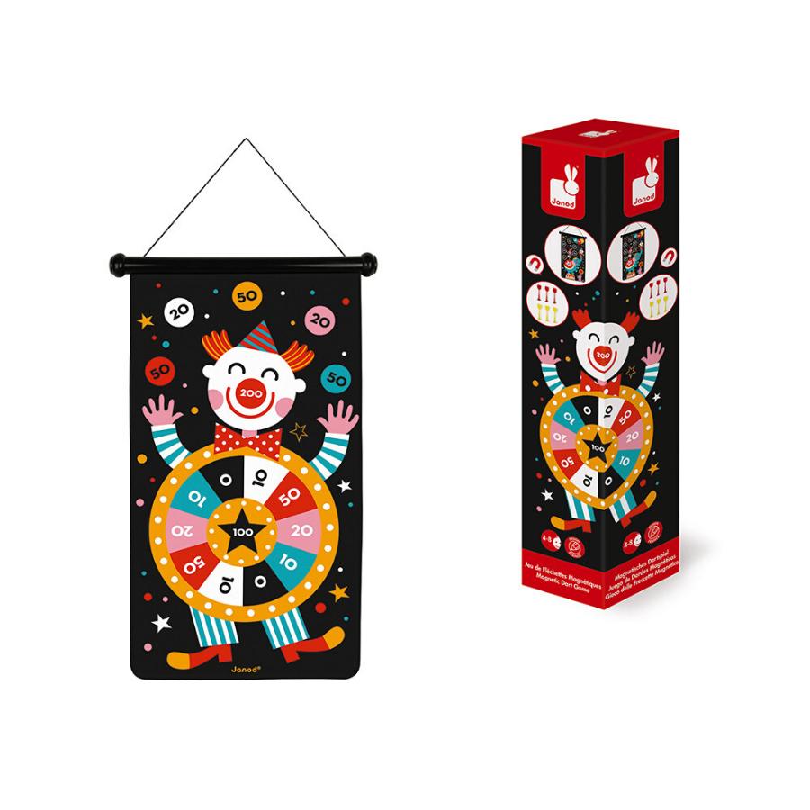 Dardos Magnéticos | Circo