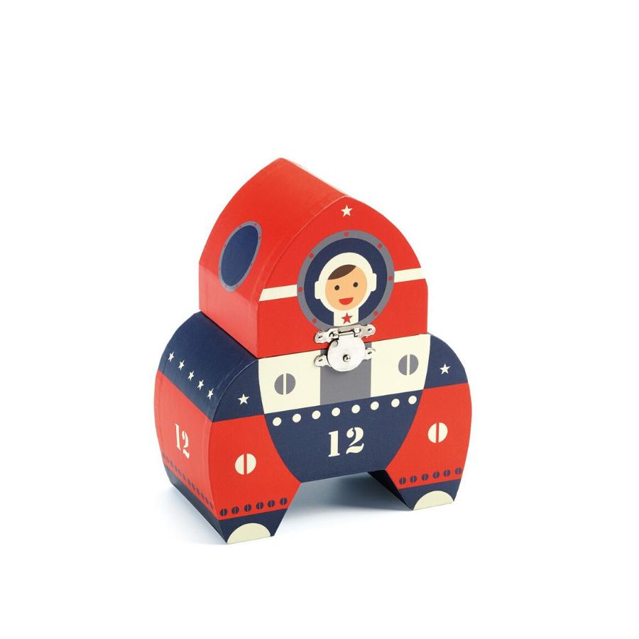 Caixa De Música | Astronauta