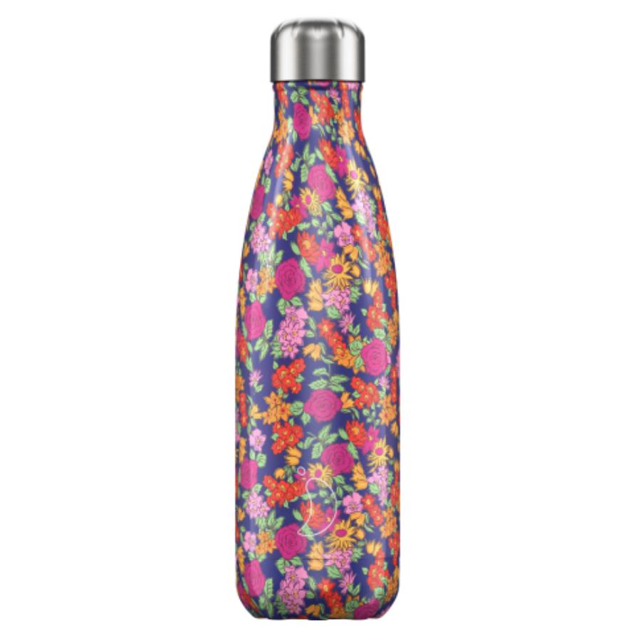 Garrafa | Floral | Wild Roses | 500 Ml