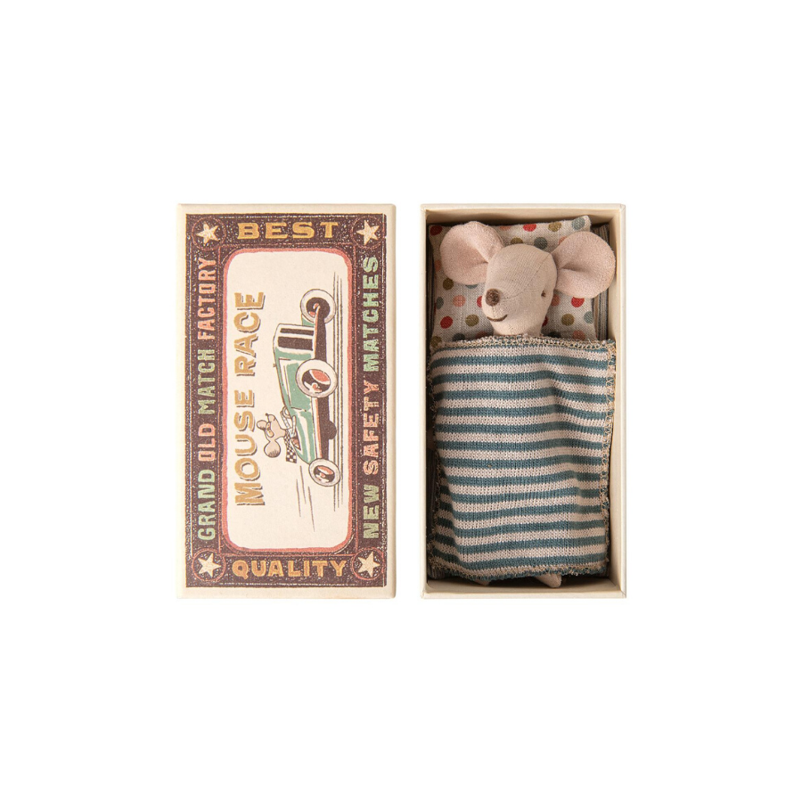 Big Brother Mouse In Matchbox | In Jeans