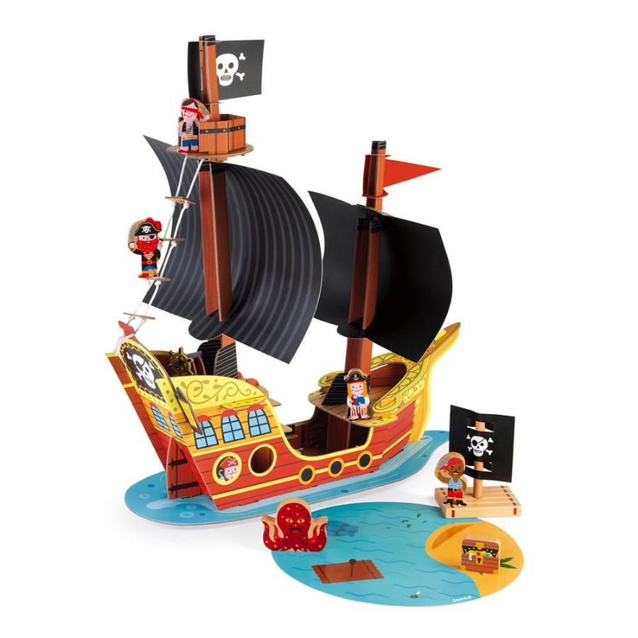 Story | Barco Pirata