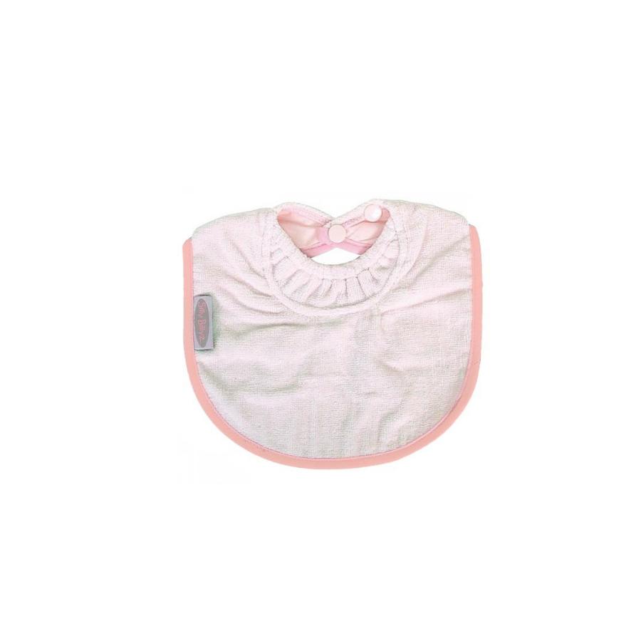 Babete 0-2 Anos   Rosa Pastel