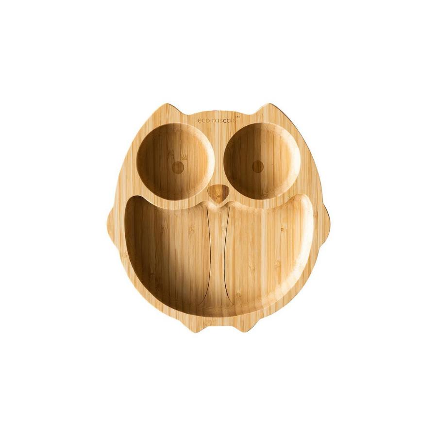 Prato Bamboo | Mocho | Cinza