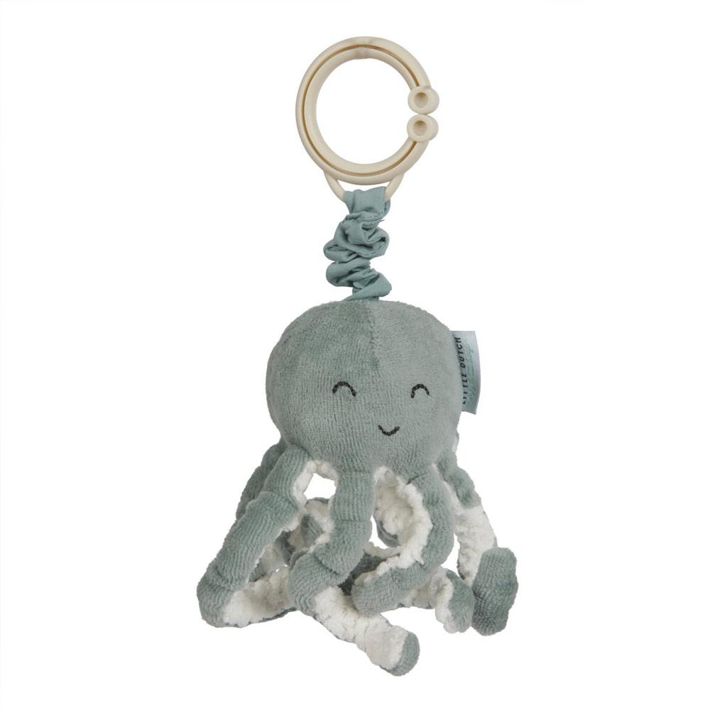 Brinquedo De Puxar | Polvo | Ocean Mint