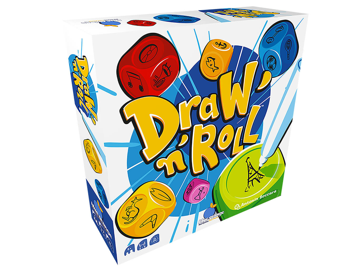 DRAWN ROLL