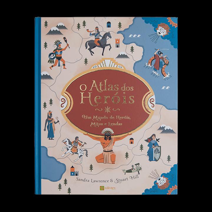 O ATLAS DOS HEROIS