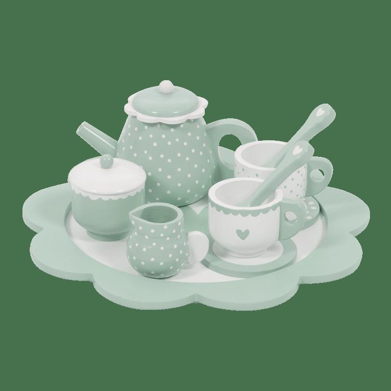 Serviço Chá | Menta