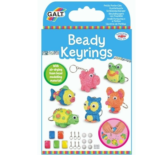 Activity Pack – BEADY KEYRINGS