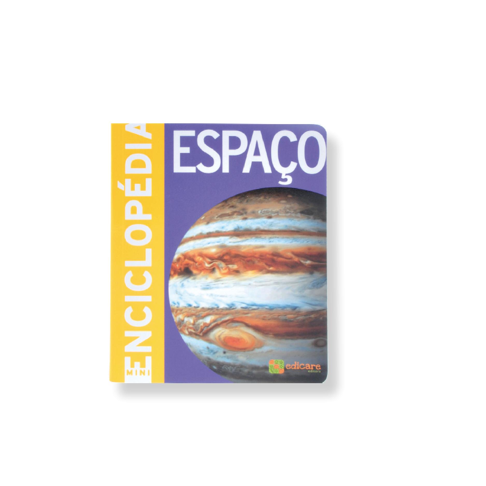 Mini Enciclopedia Do Espaço