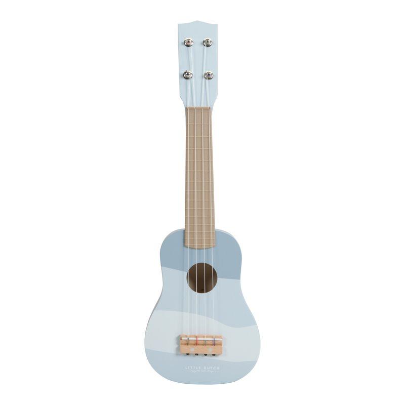 Guitarra | Madeira | Azul