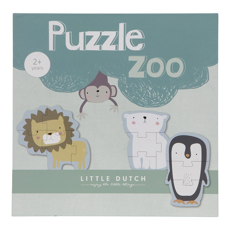 Puzzle Animais | Zoo