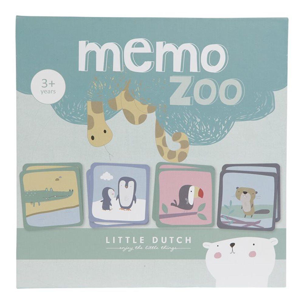 Jogo Memo | Zoo