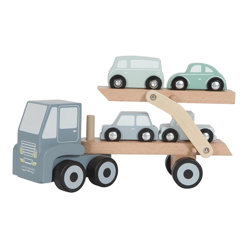 Camião De Transporte | Madeira
