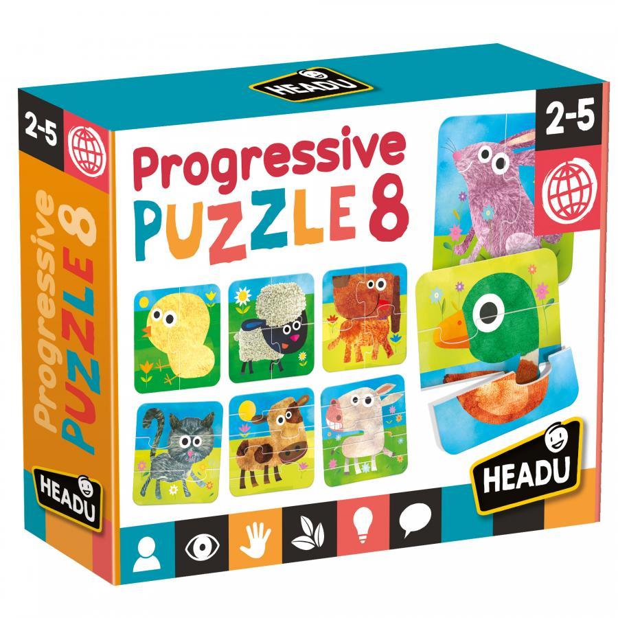 Progressive Puzzle