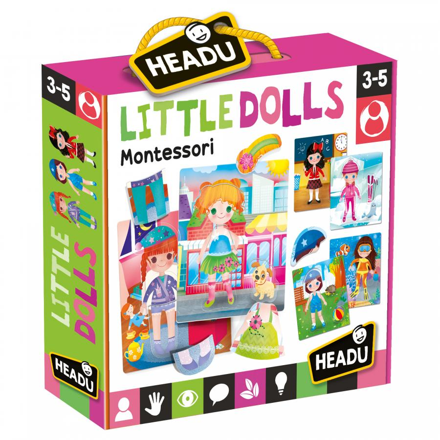 My Little Dolls | Montessori