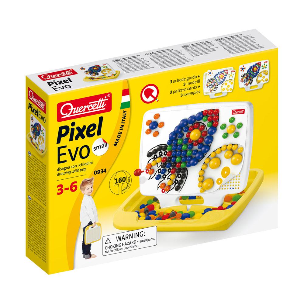 Malinha Pixel Smart | Amarelo | 160 Pinos