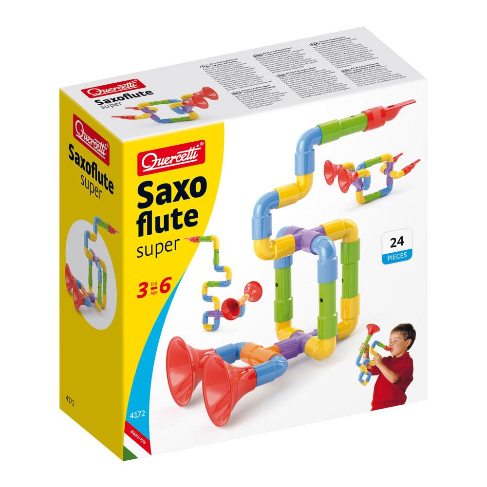 Jogo Construção Saxoflauta | 24 Peças