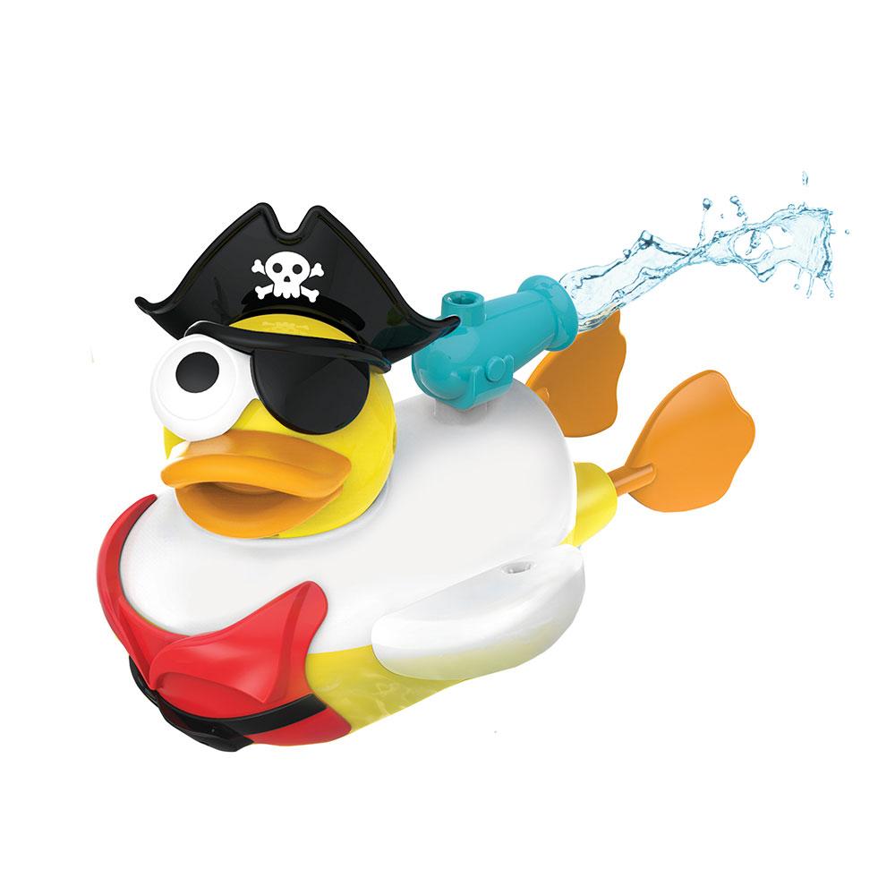 Pato Pirata Divertido