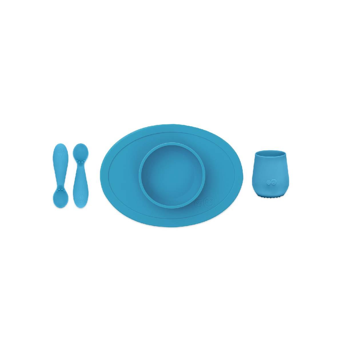 Primeiro Conjunto De Alimentação | Azul