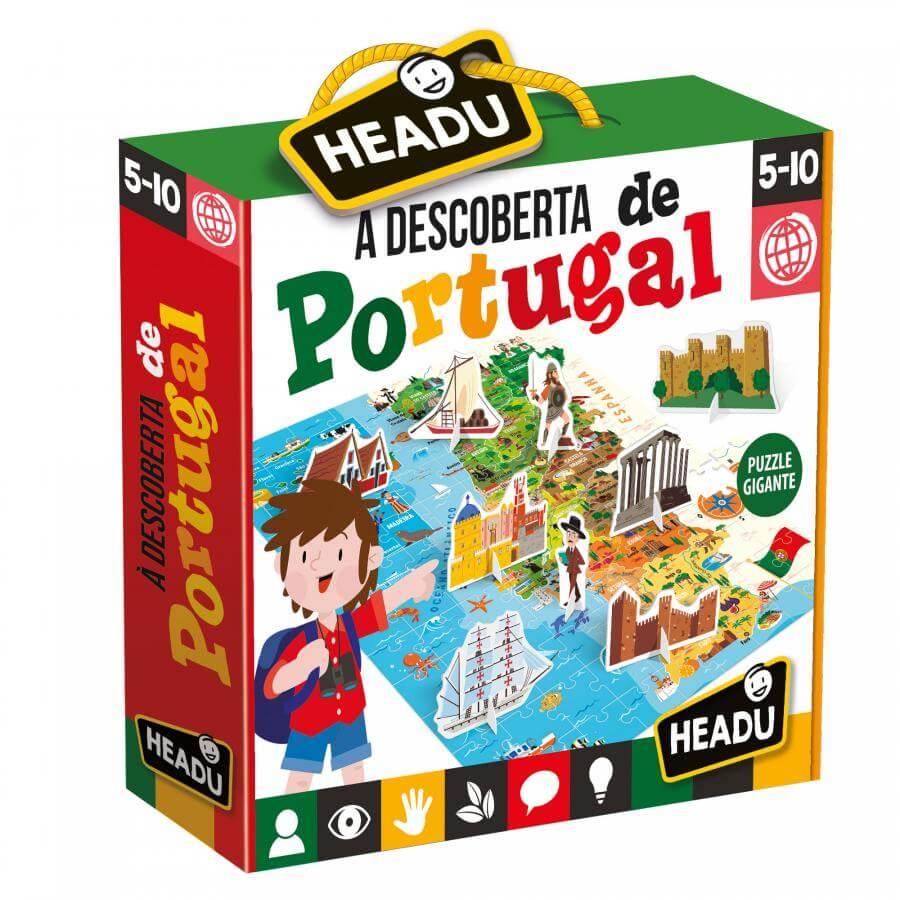 Puzzle A Descoberta De Portugal