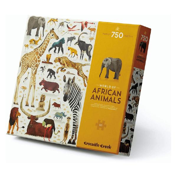 Puzzle 750 Peças | Animais África