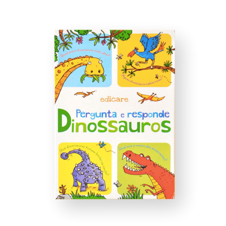 Cartas Dinossauros