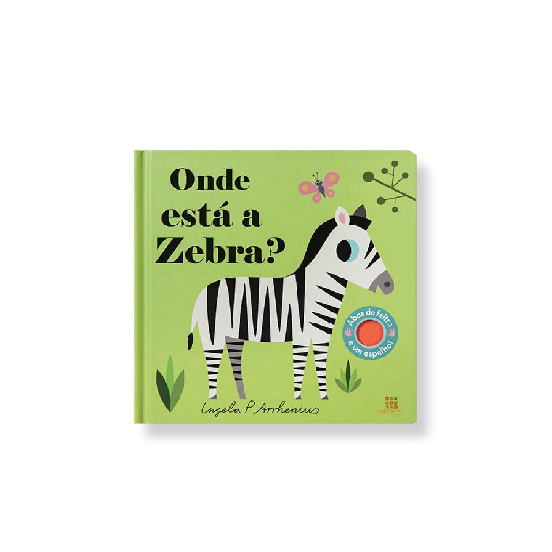 Onde Está A Zebra?