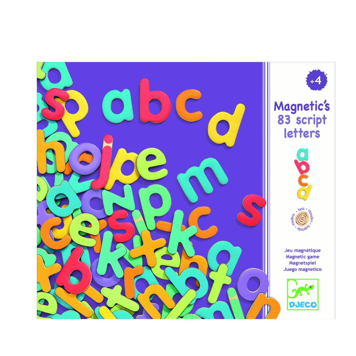 Magnéticos | 83 Letras