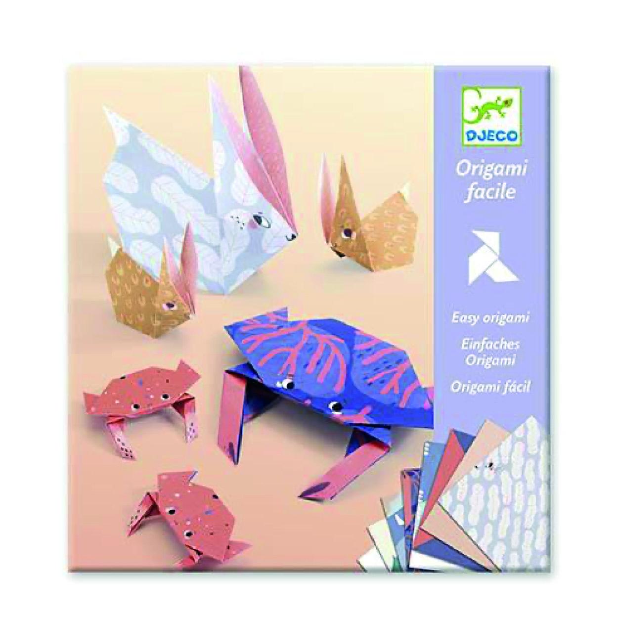 Origami Fácil – Família